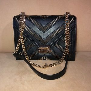 Michael Kors Whitney Studded leather bag